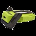 TRACON Lanternă LED cu acumulator, cu încărcare USB; 2/2 W, 6000K, 3,7V, 1800mAh, 200 lm, IP44, 3 h