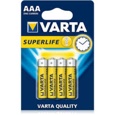 Ilustrație: Baterii R3 Superlife Varta 2003