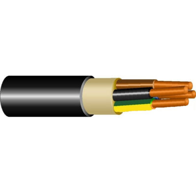 Ilustrație: Cablu NYY-J 5x 95