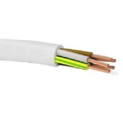 Ilustrație: Cablu H05VV-F (MYYM) 5x 6