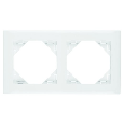 Ilustrație: Elko Logus 90 90920 TBR Ramă dublă albă