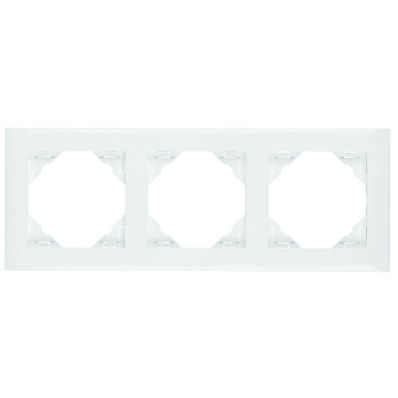 Ilustrație: Elko Logus 90 90920 TBR Ramă triplă albă