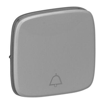 Ilustrație: Placa VA pt buton inversor cu pictograma, aluminiu