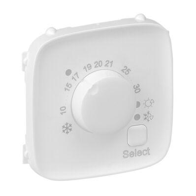 Ilustrație: Placa VA pt termostat electronic de camera, alba