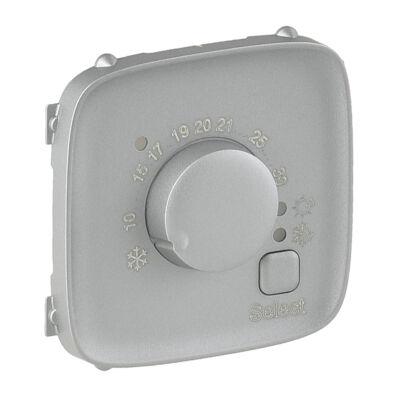 Ilustrație: Placa VA pt termostat electronic de camera, aluminiu